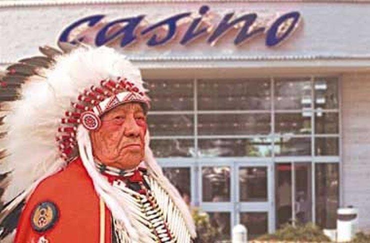 حقایق جالب در مورد کازینو های بومیان آمریکا
