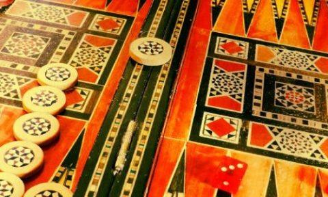 بازی تخته نرد